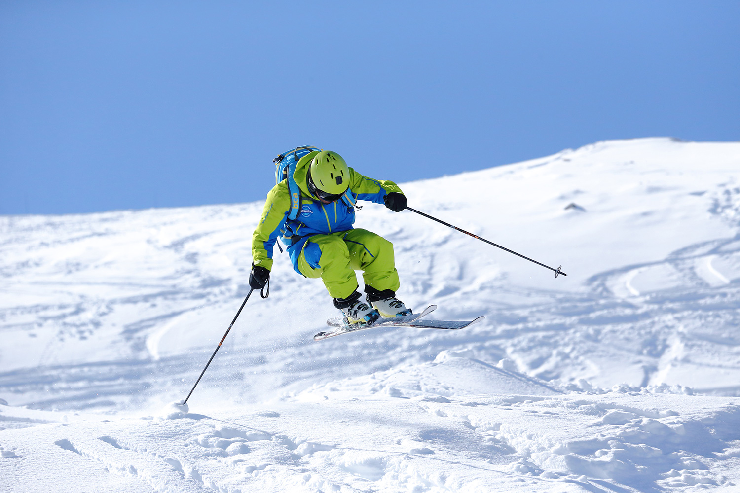 Snoworks Gap Ski Instructor