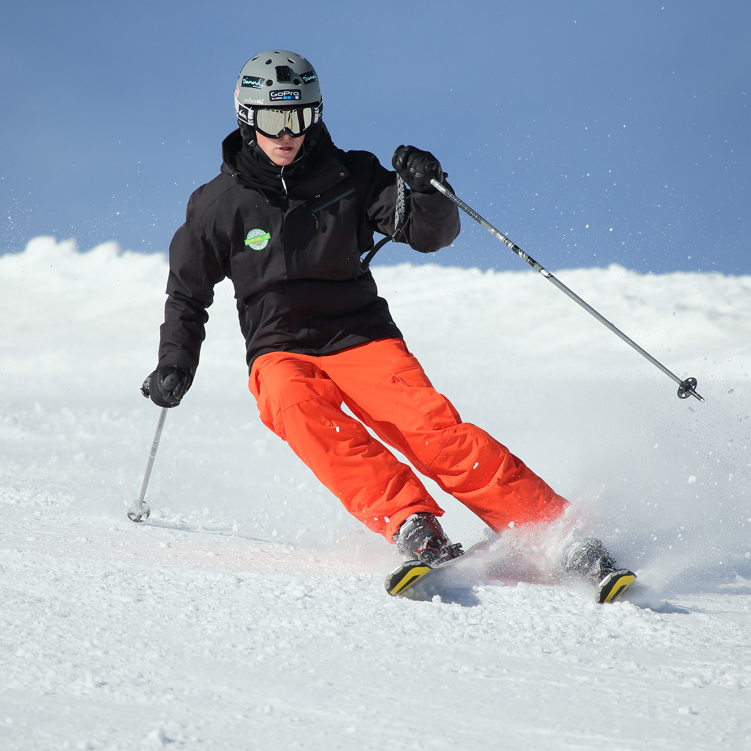 Snoworks GAP ski instructor trainee