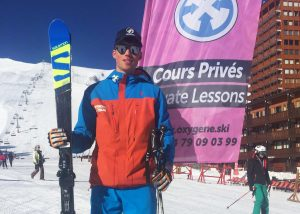 Snoworks GAP Class 2018 teaching in France